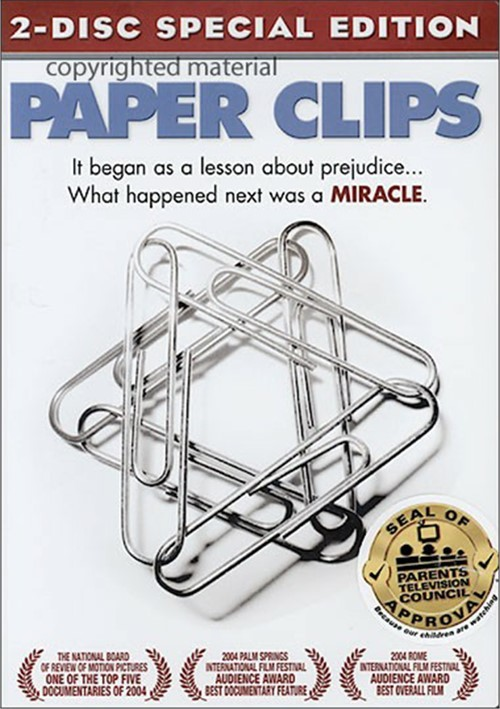 Paper Clips: Special Edition