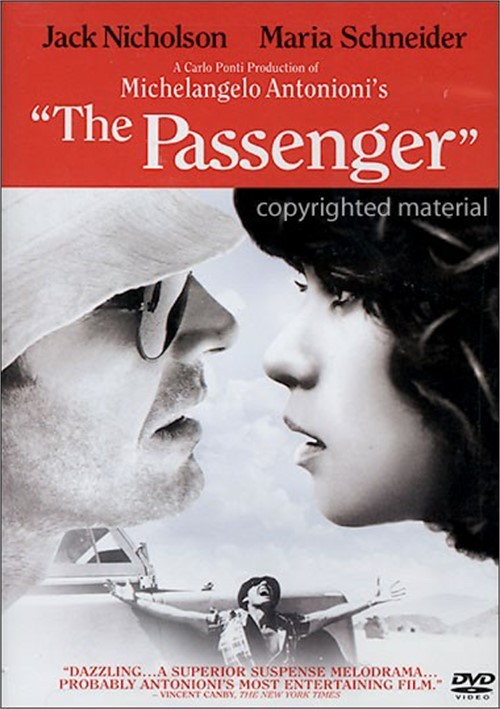 Passenger, The
