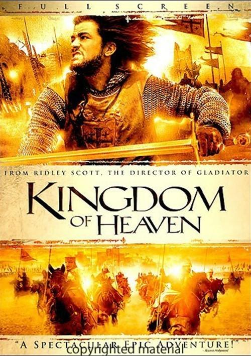 Kingdom Of Heaven / Anna And The King (Fullscreen) (2 Pack)