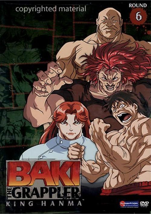 Baki The Grappler: Round 6 - King Hanma