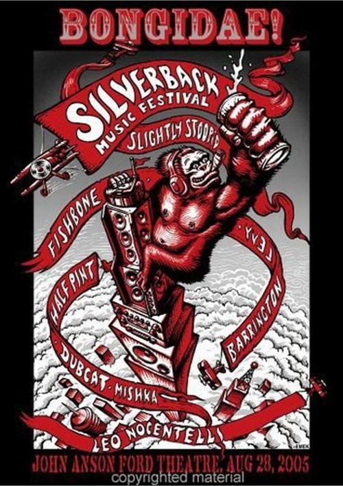 Bongidae! Silverback Music Festival