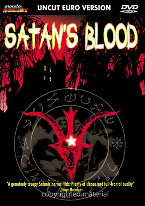 Satans Blood: Uncut Euro Version