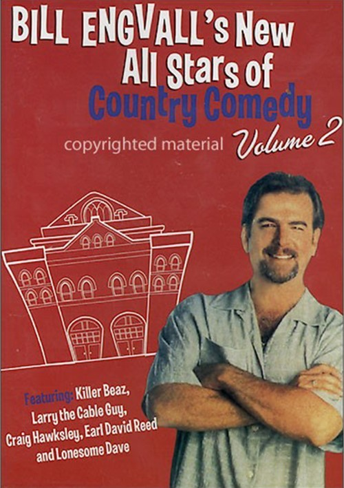 Bill Engvalls New All Stars Of Country Comedy: Volume 2