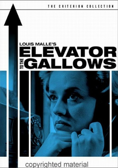 Elevator To The Gallows: The Criterion Collection