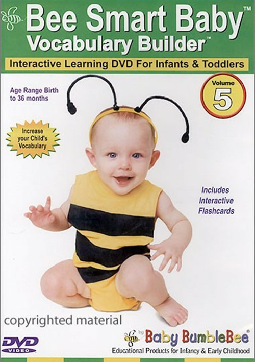 Bee Smart Baby: Vocabulary Builder Volume 5