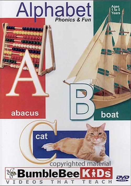 Alphabet Phonics & Fun
