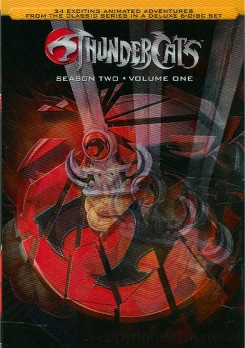 Thundercats: Season Two - Volume One
