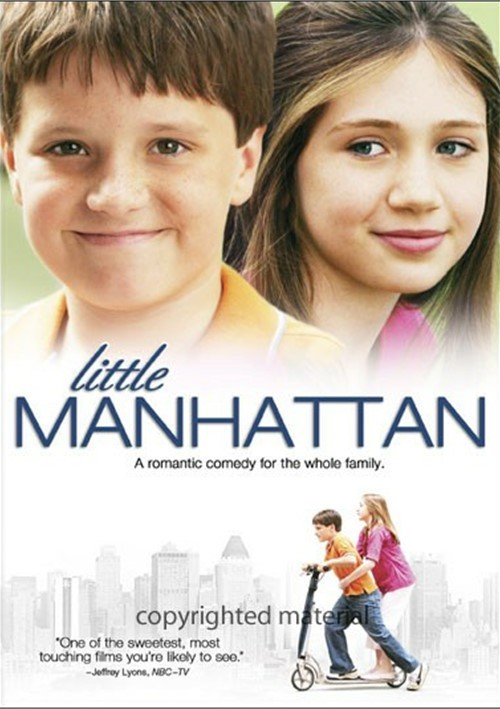 Little Manhattan (DVD 2005)