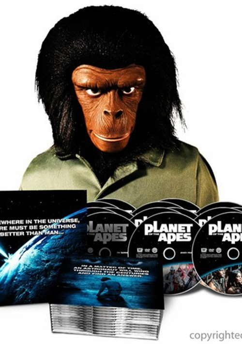 planet   apes  ultimate dvd collection dvd dvd empire