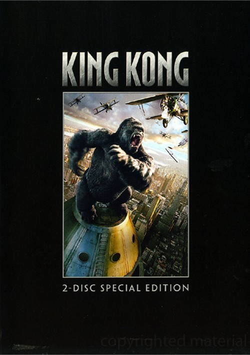 King Kong: 2 Disc Special Edition (2005)