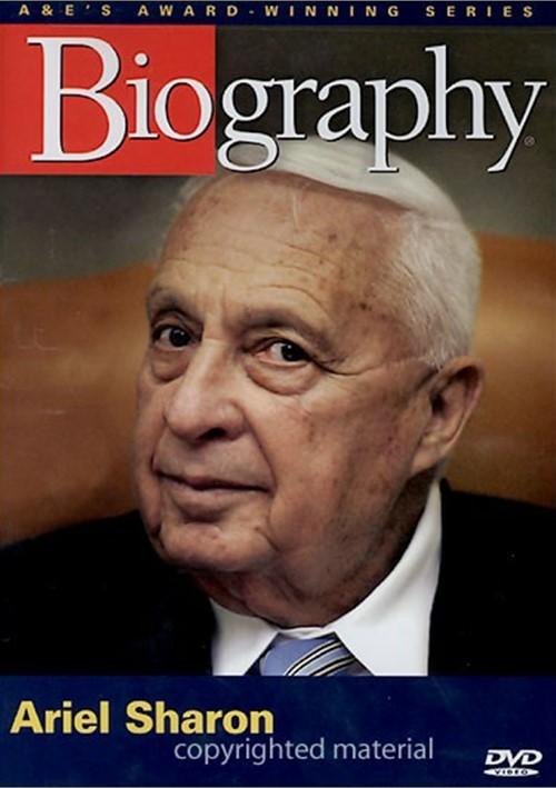 Biography: Ariel Sharon