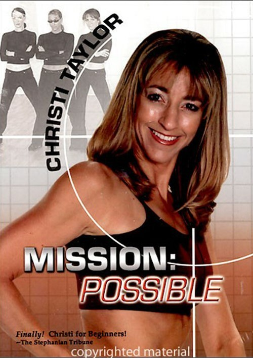 Christi Taylor: Mission Possible