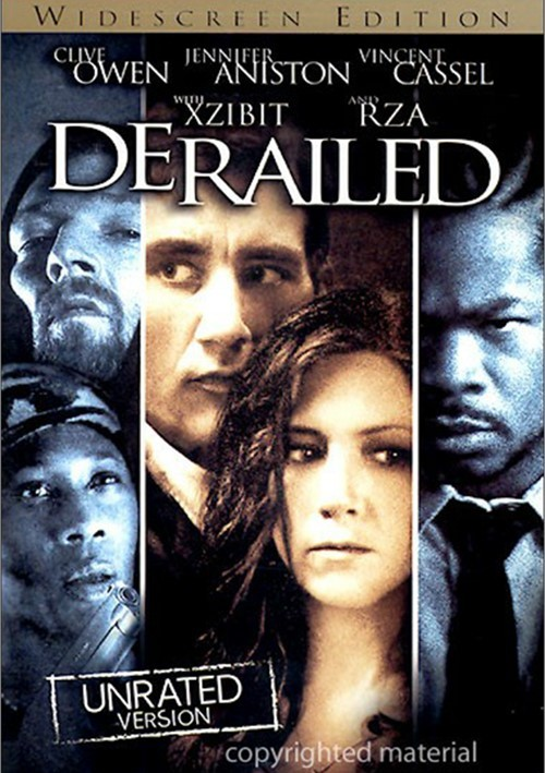 Derailed: Unrated (Widescreen)