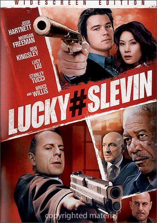 Lucky # Slevin (Widescreen) Movie