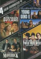 4 Film Favorites: Western Collection Movie