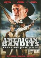 American Bandits Frank And Jesse James Movie
