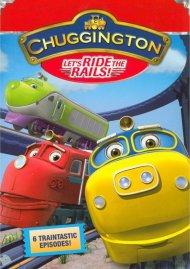 Chuggington: Lets Ride The Rails! Movie