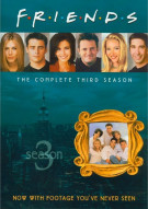 Friends: The Complete Third And Fourth Seasons  Movie