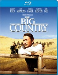 Big Country, The Blu-ray