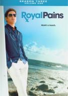 Royal Pains: Season Three - Volume One Movie