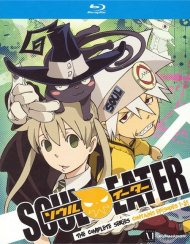 Soul Eater: The Complete Series Blu-ray