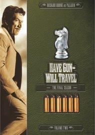 Have Gun Will Travel: Season 6 - Volume 2 Movie