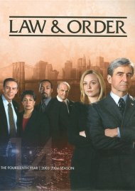 Law & Order: The Fourteenth Year (Repackage) Movie