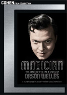 Magician: Astonishing Life & Work Of Orson Welles Movie