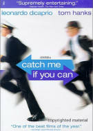 Catch Me If You Can (Fullscreen) Movie