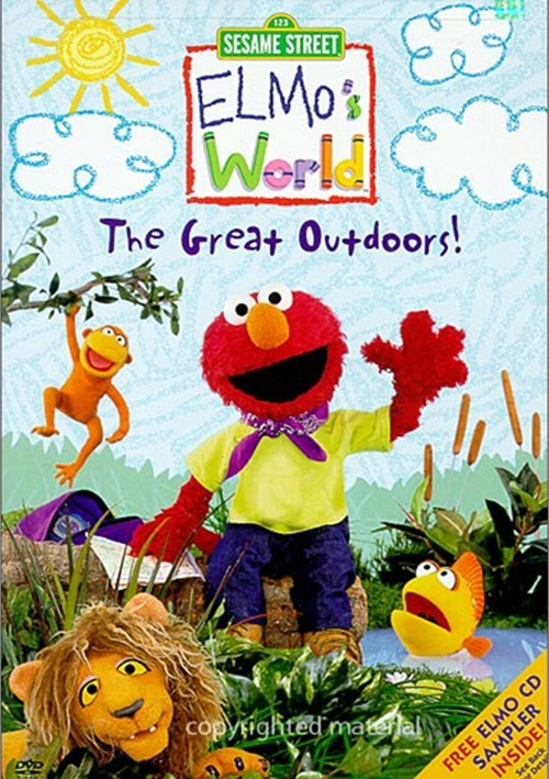 Elmos World: The Great Outdoors! Movie