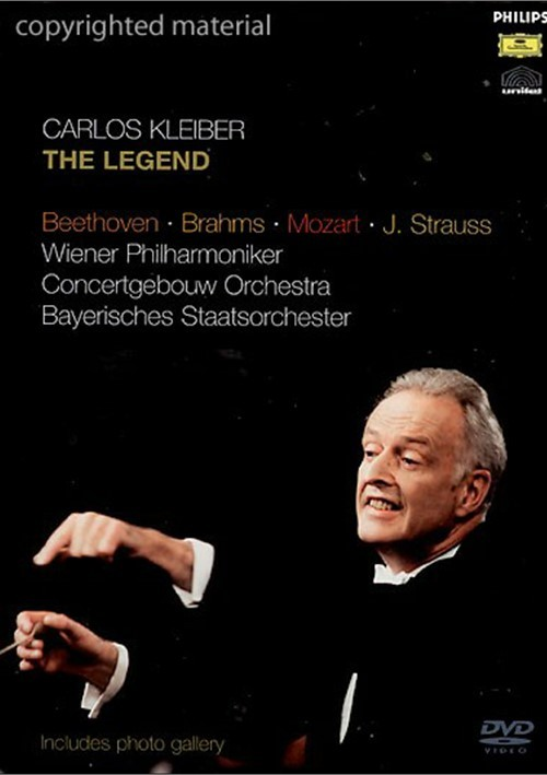 Carlos Kleiber: The Legend Movie