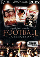 Football Collection: Radio / Jerry Maguire / Rudy Movie