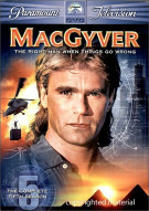 MacGyver: The Complete Fifth Season Movie