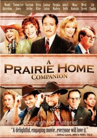 Prairie Home Companion, A Movie