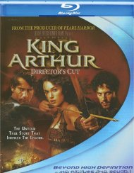 King Arthur: Directors Cut Blu-ray