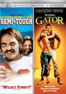 Semi-Tough / Gator (Double Feature) Movie
