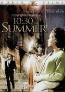 10:30 P.M. Summer Movie