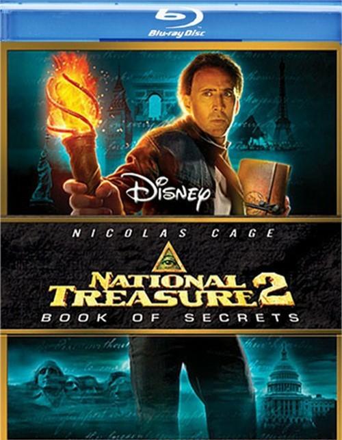 National Treasure 2: Book Of Secrets Blu-ray