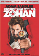 You Dont Mess With The Zohan Movie