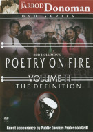 Poetry On Fire: Volume 2 Movie