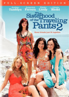 Sisterhood Of The Traveling Pants 2, The (Fullscreen) Movie