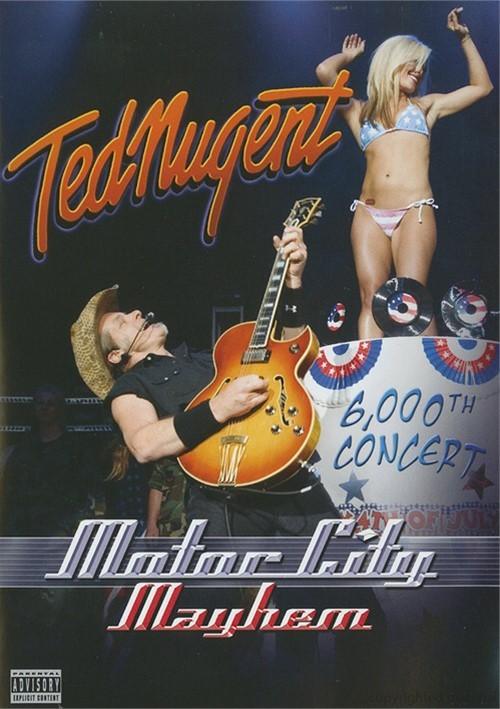 Ted Nugent: Motor City Mayhem Movie