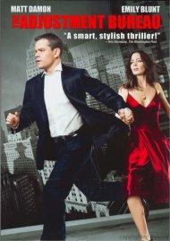 Adjustment Bureau, The Movie