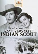Davy Crockett, Scout Movie