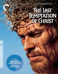 Last Temptation of Christ, The: The Criterion Collection Blu-ray