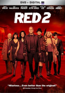 Red 2 DVD Box Cover Image
