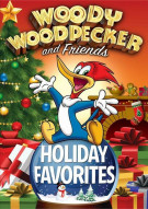 Woody Woodpecker And Friends: Holiday Favorites Movie