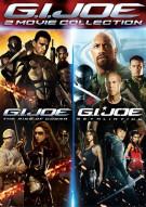 G.I. Joe 2-Movie Collection Movie