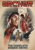 Archer: The Complete Season Seven  Movie