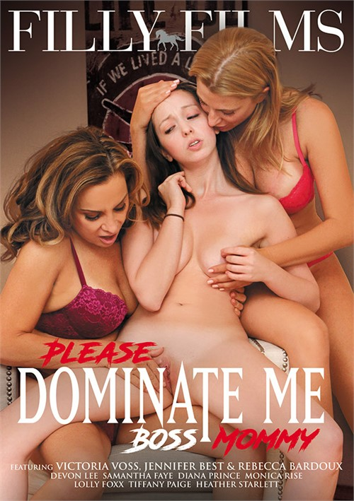 Please Dominate Me Boss Mommy lesbian porn video from Filly Films.
